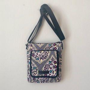 VERA BRADLEY 👜 Mini Hipster Crossbody Bag